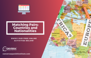 Matching Pairs: Countries and Nationalities