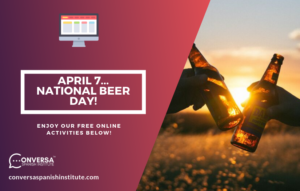 CONVERSA national beer day