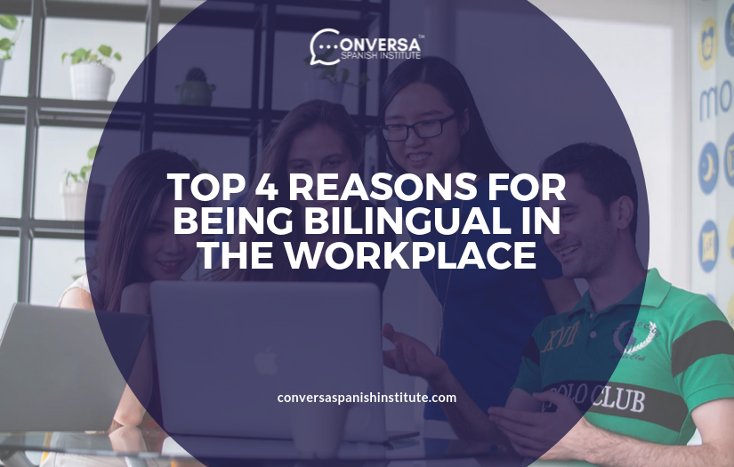 CONVERSA being bilingual in the worplace